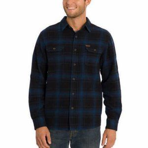 NEW!!! Orvis Men's Long Sleeve Plaid Shirt